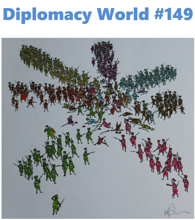 Diplomacy World #149 out with article by prominent Weasel